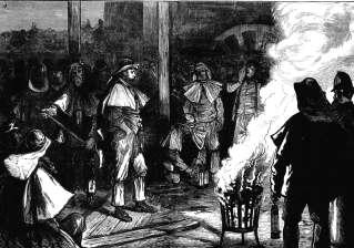 1877 Rescuers await their turn