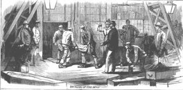 1877 Dixons Explosion. Bringing up the dead