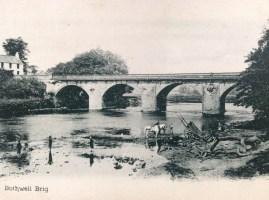 1900 The Lido at Bothwell Brig
