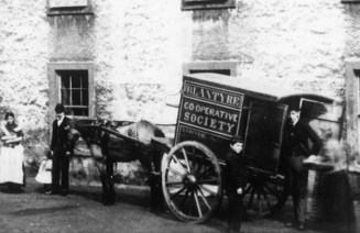 1903 Co-op delivers to The Mill House