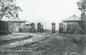 1903 Blantyre works Village entrance