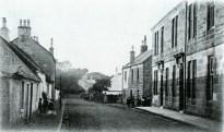 1904 Hunthill Road looking towards Larkfield (PV)