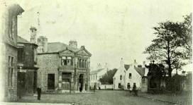 1912 High Blantyre Top Cross