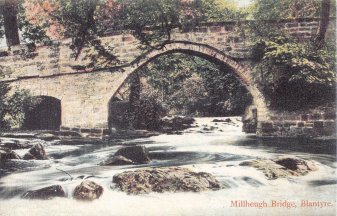 1920 Milheugh Original Bridge
