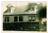 1928 Greenburn Cottage, great grandfathers home in Broompark Rd (PV)