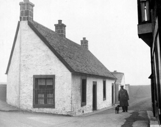 1933 Brownlee Cottage near Barnhill Tavern