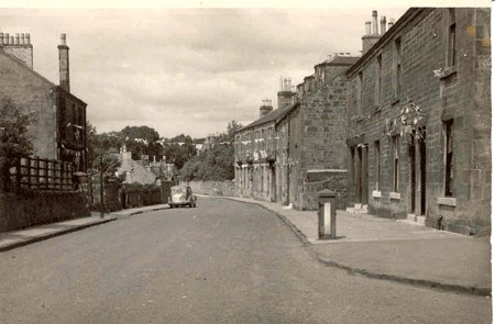 1945 VE day Hunthill Road (PV)