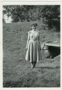Nancy MacFarlane at Milheugh