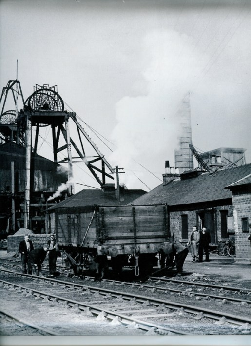 1951 Priory Colliery Pit