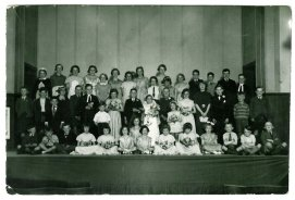 1956 Old Parish Church Halls play (PV)