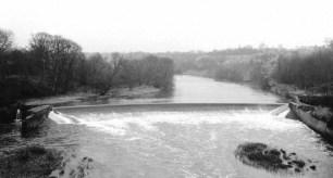 1960 Blantyre Weir