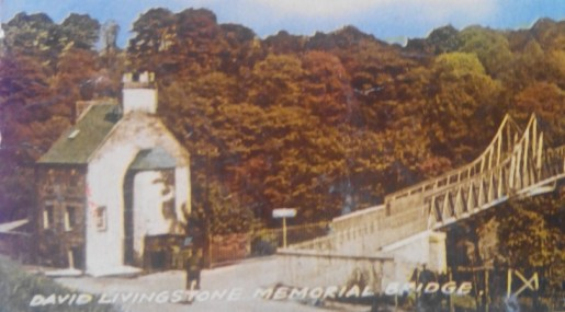 1966 David Livingstone Memorial Bridge
