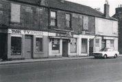 1977 J Cleary's shop