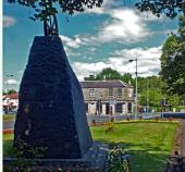 2014 Explosion monument July. By Robert Stewart