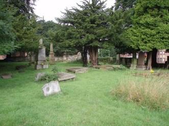 2009 High Blantyre Kirkyard