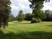 2014 August Greenhall Park, by Paul Veverka