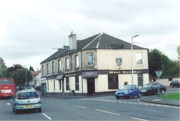 2011 The Westend Bar, Glasgow Road