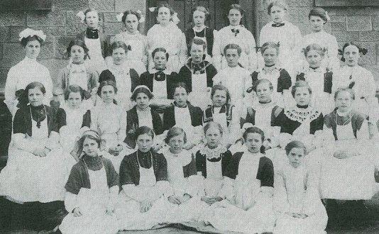 1913 Calder Street Bakery class