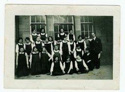 1918 St John's. My gran bottom left