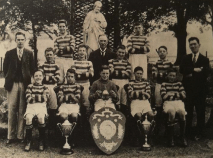 1928 St Joseph's School Team