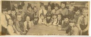 1981 St Blanes Primary