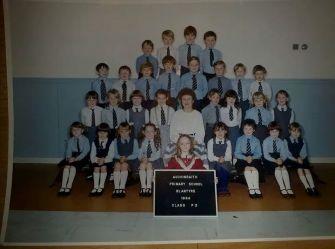 1984 Auchinraith Primary School