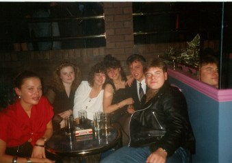 1990 Caspers (I'm in the suit!)