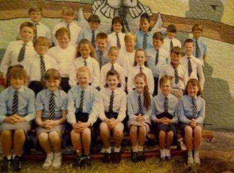 1991 Auchinraith Primary School