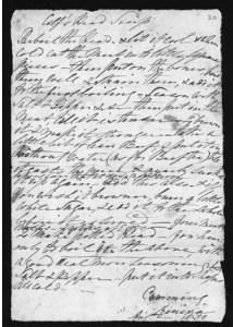 1797 calf heads soup