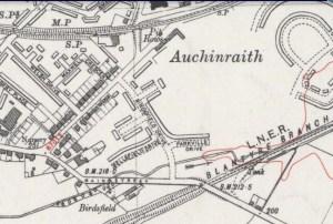 1938 Auchinraith