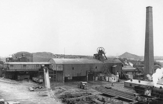1940 Bardykes Colliery