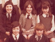 1974 Pupils in Mr McShane's class at St Joseph's Primary School (sent in by Liz Anderson)