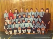 1977(ish) High Blantyre Primary