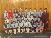 1977(ish) High Blantyre Primary