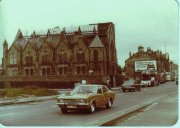 1979 3rd September Stonefield Parish Church fire, Blantyre