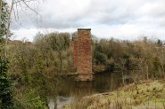 2014 Craighead Viaduct remaining