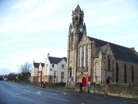 2013 Livingstone Memorial Church