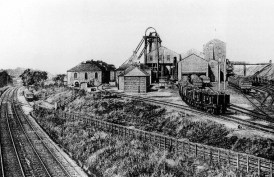 1900 Priory Colliery, Blantyreferme