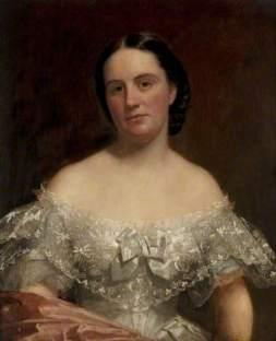 1860 Agnes Bannatyne of Millheugh Estate
