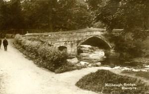 1890 Millheugh Bridge from Gordon Cook