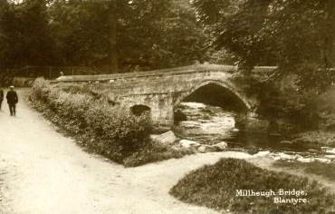 c1890 Milheugh Bridge, Blantyre