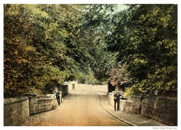 1905 The General's Bridge, Stoneymeadow, Blantyre