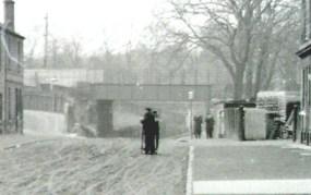 1905 Main Street Railway Bridge by D Ritchie