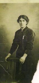 1920 Elizabeth Heffron widowed. Later remarried Thomas Allan. Maiden name McMachon