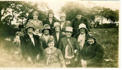1931 Blantyre women (PV)