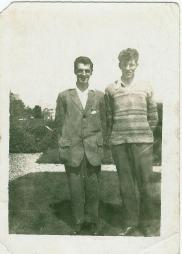 1925 Archie Danskin & John Duncan
