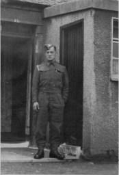 1941 Bairds Rows. Mr Smith.
