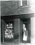 1948 Robert Thomsons shop, Hunthill Rd