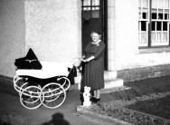 1951 Maggie & James Graham at Cowan Wilson Avenue. Shared by J Graham