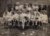 1964 Cummiskey & McCleary family